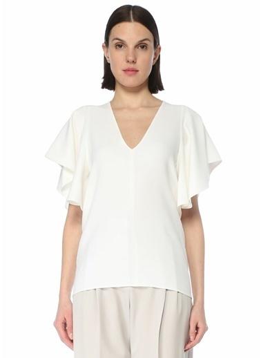 Stella McCartney Bluz Beyaz